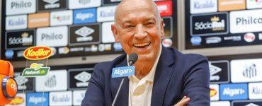 Quando a diretoria do Santos anunciou a contratação do português Jesualdo Ferreira pra mim soou até meio ridículo.